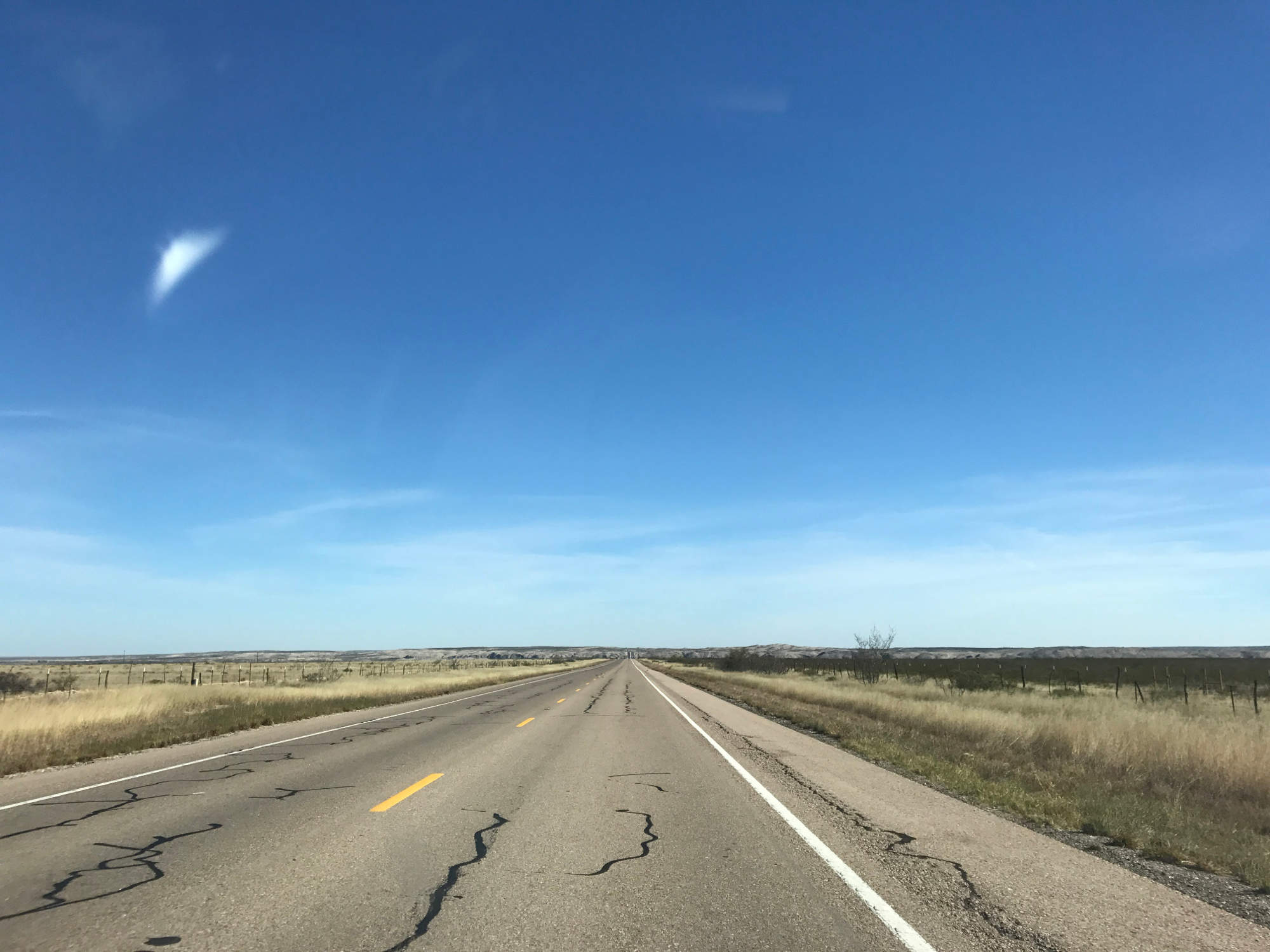 West Texas Roads